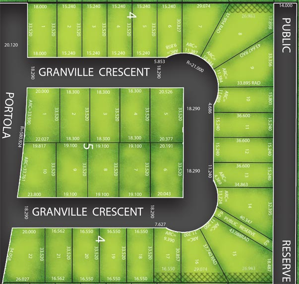 Granville Crescent, VBJ Developments, Southridge