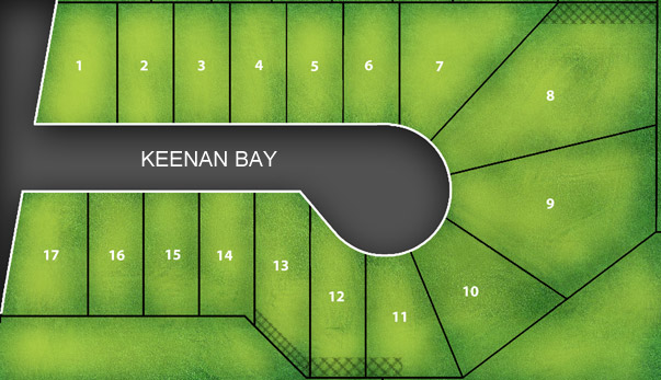 Keenan Bay, VBJ Developments, Southridge