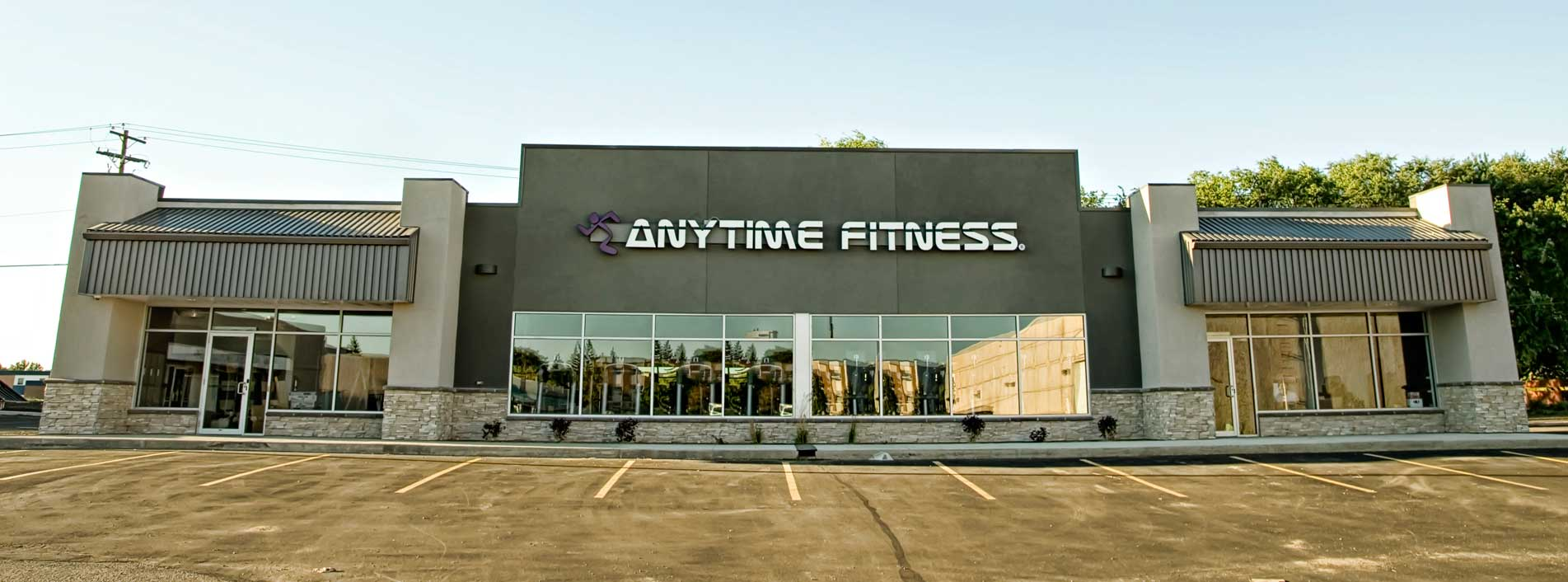 Anytime Fitness, Brandon, VBJ Developments
