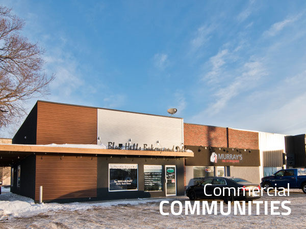 Commercial Communities, VBJ Developments, Brandon, Manitoba, land developers