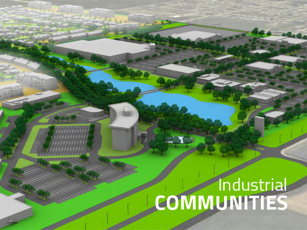 Industrial Communities, VBJ Developments, Brandon, Manitoba, land developers