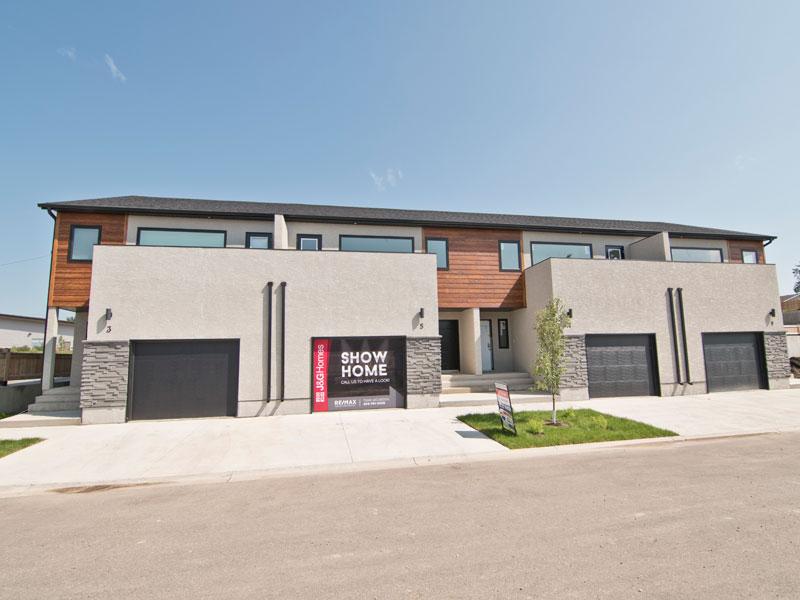 The Summit Condos Brandon MB J&G Homes