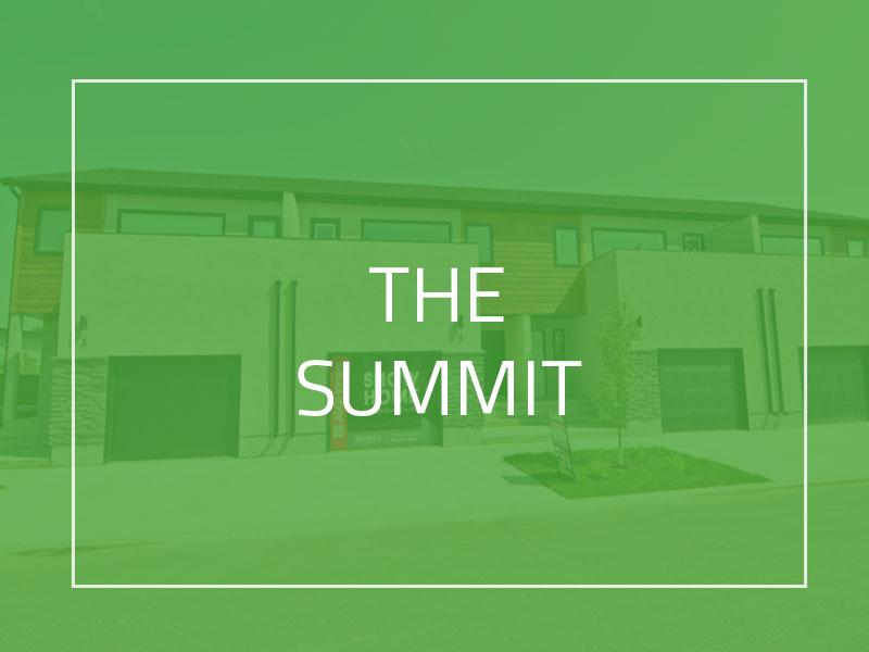The Summit Condominium Development, Brandon, Manitoba