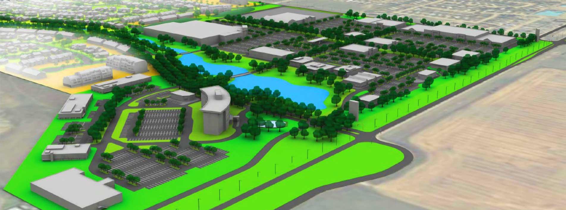 South Brandon Village, VBJ Developments