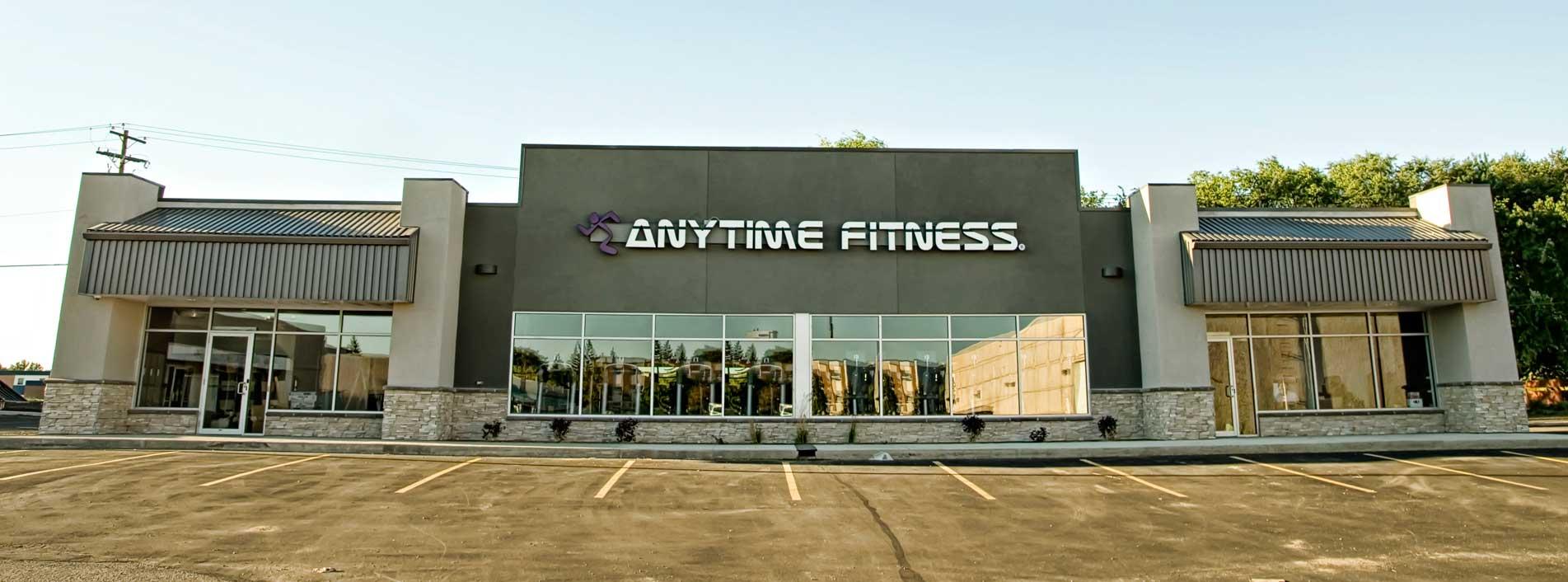Anytime Fitness, Brandon, VBJ Developments