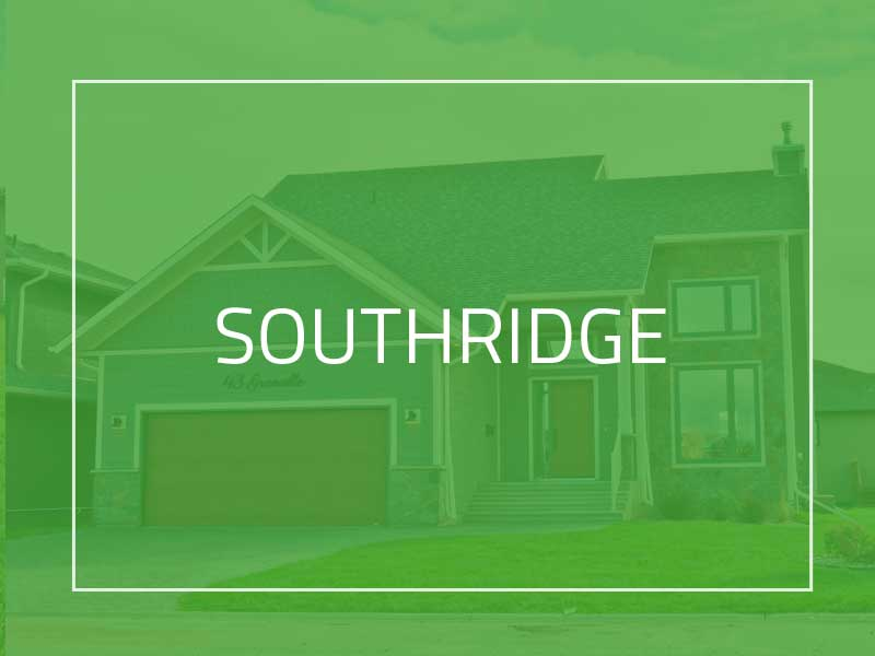 Southridge Development, VBJ Developments, Brandon, Manitoba